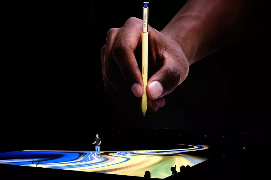 GALAXY NOTE 9 POWERFUL S PEN