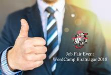 WordCamp Biratnagar Job Fair