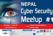 CyberSecurity Meetup #1