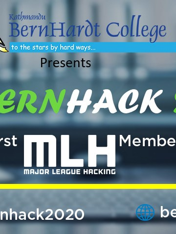 Nepal's First-ever MLH event (BernHack)