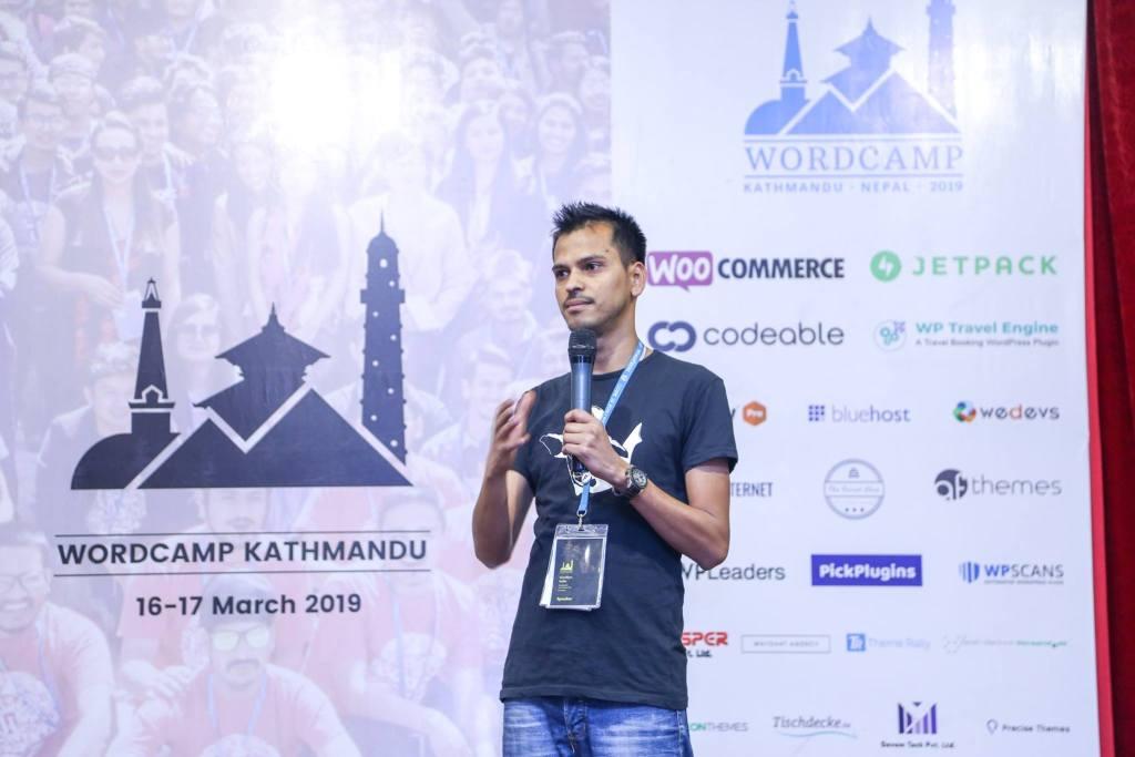 Ganga Kafle WordPress