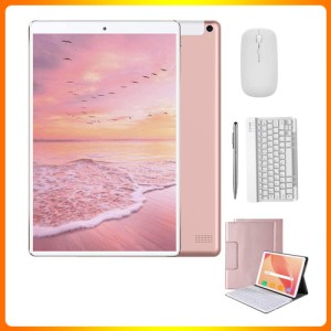 2 in 1 Tablet 10 inch Android 9.0 Best Cheap tablets for PUBG
