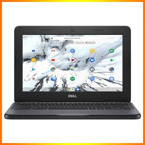 "Dell Chromebook 4 GB RAM 11.6"" Chromebook"