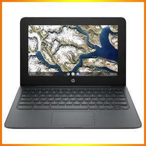 "Newest Flagship HP 11.6"" HD Display Chromebook"
