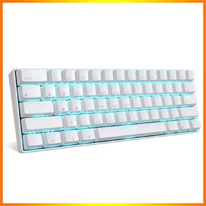 RK ROYAL KLUDGE RK61 Gaming Wireless 60% Mechanical Keyboard