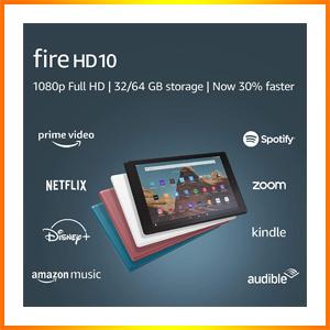 Fire HD 32 GB 10 Tablet