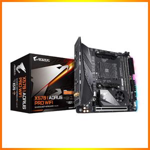 GIGABYTE X570 Mini-ITX Gaming Motherboard