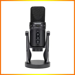 SAMSON G-Track Pro Professional USB Condenser Microphone