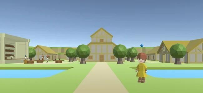 VR専用RPG ナイトオブクイーン