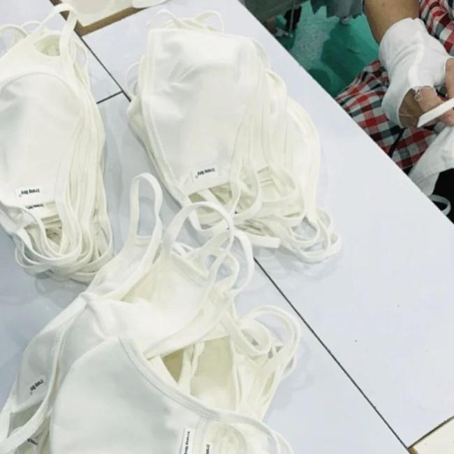 ファインピース 洗える布マスク「NANOスーパーフィット」