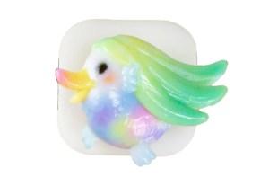 B´full マスクデコレーション「3Dプリント製マスクアクセサリー アマビエ様ver.」