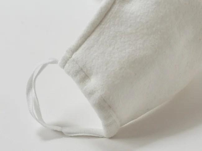 株式会社ミラク 糸の段階から抗菌防臭 (製品認証マークSEKJAB認定シンボル)加工を施した糸で編立てた完全オリジナル素材のマスク。