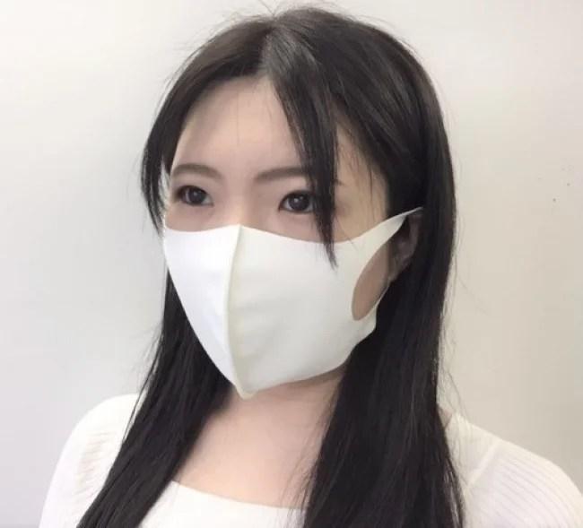 イオン、洗って使えるフィットマスク