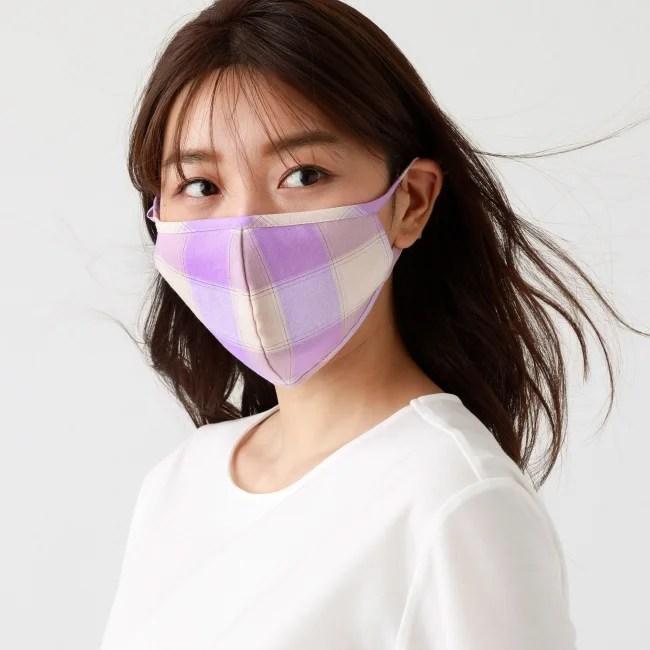 三陽商会、オリジナル布製マスク