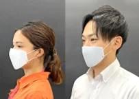 3Dアウターマスク
