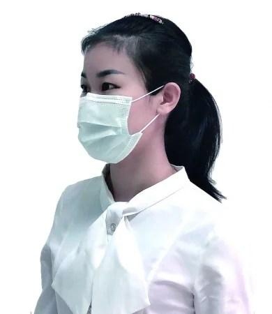 アーバン通商、メルトブロー不織布マスク