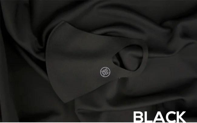 フェニチェ·サマースタイルマスク(ブラック2枚組セット)