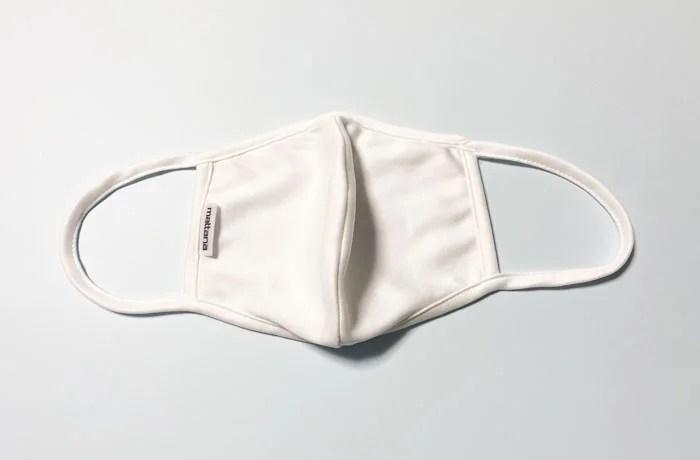 AOKI ダブル抗菌・洗えるクールマスク