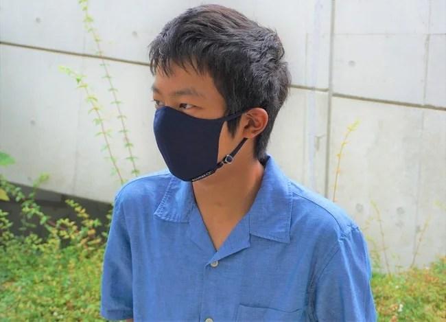 ecomasさらさらメッシュ夏マスク