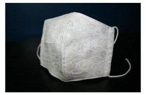 抗菌西陣織マスク