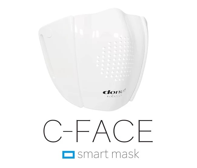 スマートマスク『C-FACE』