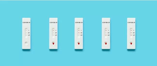 RAPID、新型コロナウイルス抗原検査キット