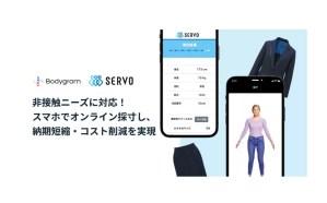 Bodygram Japan、SERVO FIT(サーヴォ・フィット)