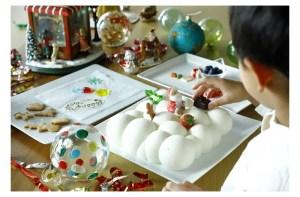 小田急ホテルセンチュリーサザンタワー、クリスマスケーキ2種類の予約受付を開始