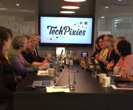 TechPixies: part of the conversation on women returning to work
