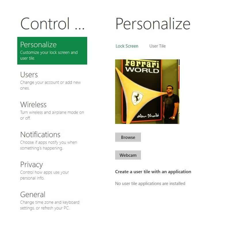 13 - Windows 8 developer preview reviewed in pictures. [Part 1]