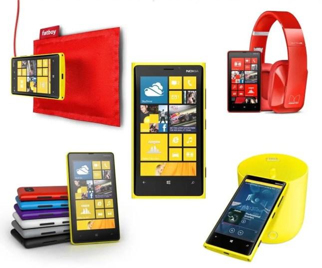 Nokia Lumia Range 1024x853 - Nokia Debuts the Lumia Range Windows Phone 8 in the Middle East Region [Press Release]