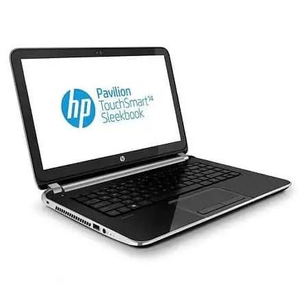 HP Pavilion 14 TouchSmart Sleekbook - HP Unveils Desktop PC That Leaves the Desk Behind