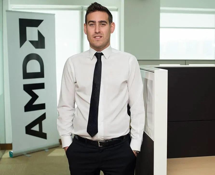 Omar Fakhri, AMD 1