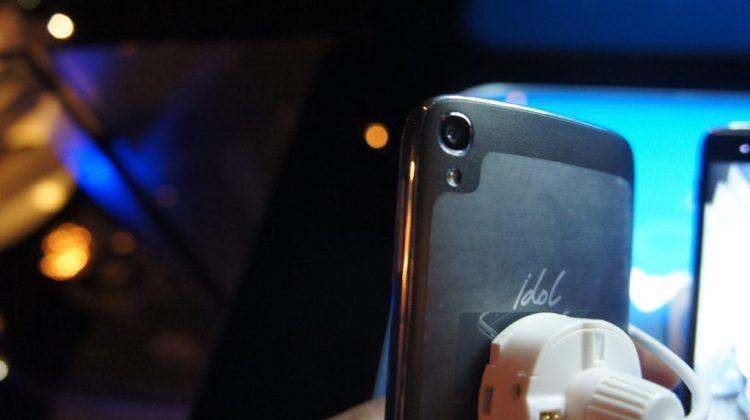 DSC01515 1024x574 - ALCATEL ONETOUCH launches award-winning flagship IDOL 3 smartphone in the UAE