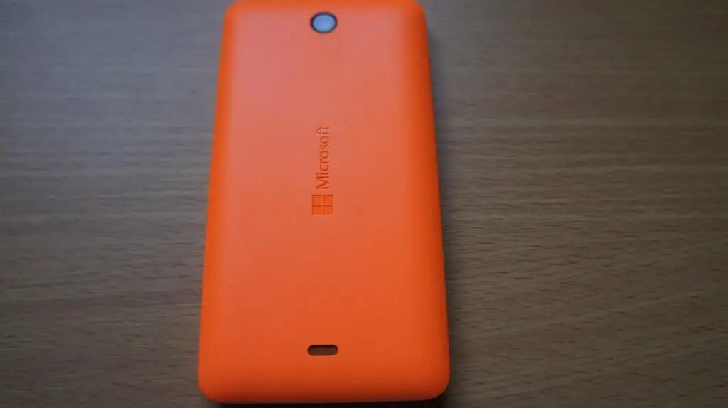 DSC01705 1024x574 - The Microsoft Lumia 430 Review