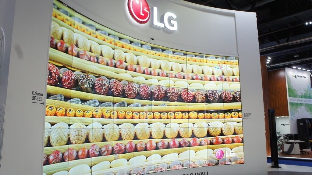 DSC02774 1024x574 - LG makes its mark on Gitex Technology Week 2015