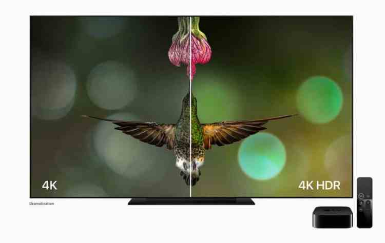 appletv hummingbird 4K HDR comparison 1024x647 - New Apple TV is here with 4K & HDR