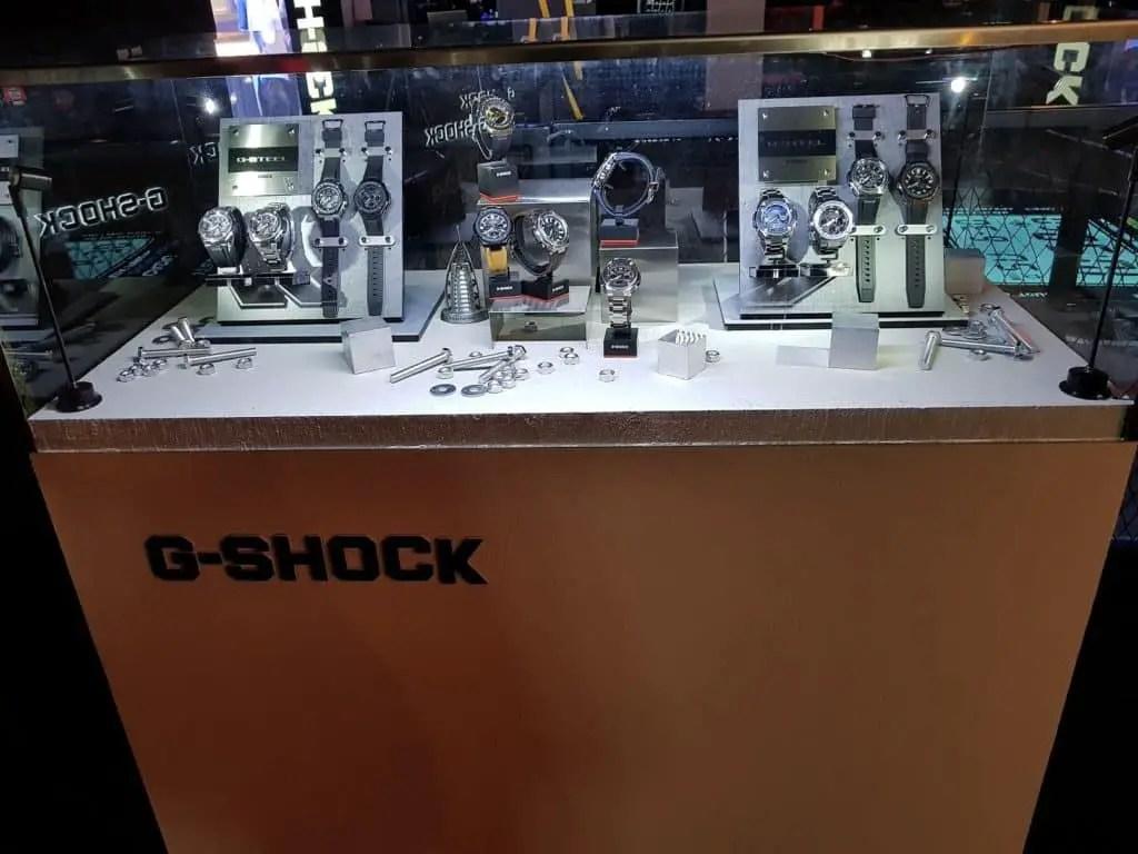 Image 4 1024x768 - CASIO kicks off with G-SHOCK's  35th Anniversary MENA Tour in UAE.