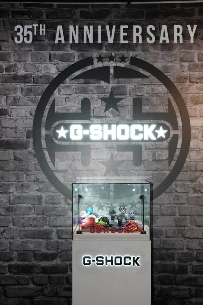 Image 5 683x1024 - CASIO kicks off with G-SHOCK's  35th Anniversary MENA Tour in UAE.
