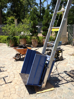 Ladder Hoist Techplus Engineering