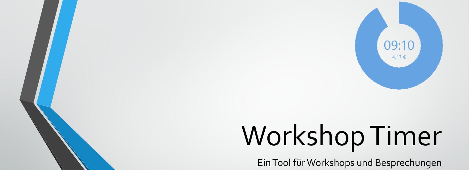Besprechungs- und Workshop Timer