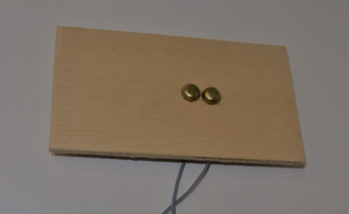 Sensor Taster: Beispiel Paketklammern