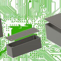 Parametrische Gehäuse aus dem 3D-Drucker