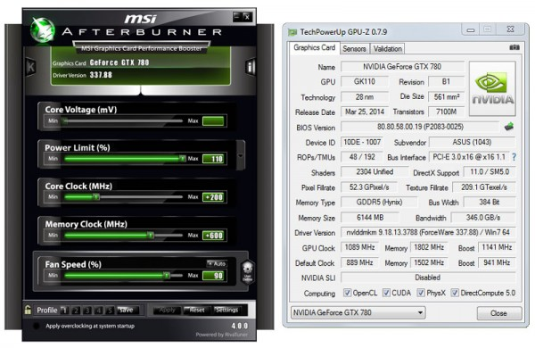 ASUS GTX 780 STRIX OC GPUZ (1)