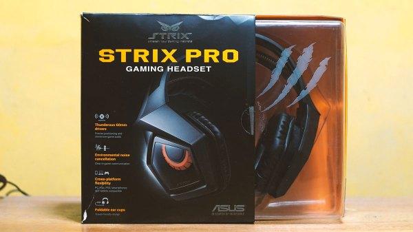 ASUS STRIX PRO Gaming Headset Review (9)