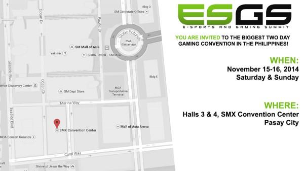 ESGS-Map