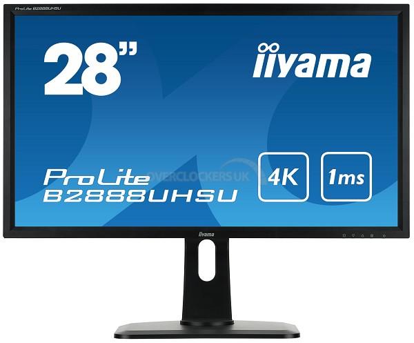 Iiyama ProLite B2888UHSU-B1 (2)