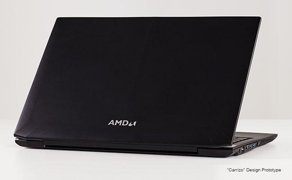 AMD Carrizo Prototype