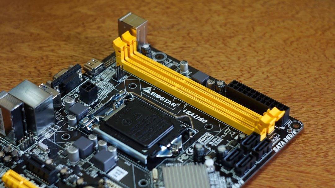 BIOSTAR H81MHV3 mATX Motherboard Review | TechPorn