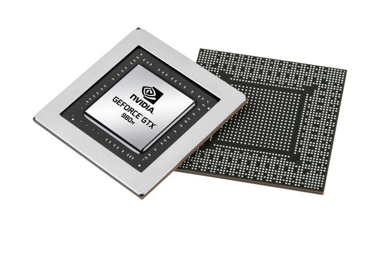 Nvidia GTX 980M GPU